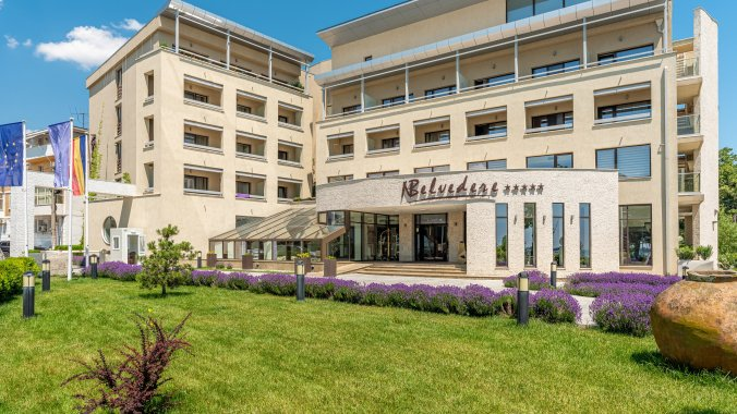 New Belvedere Hotel Mangalia