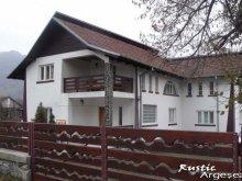 Pensiune județul Argeș, Tichet de vacanță, Pensiunea Rustic Argeșean