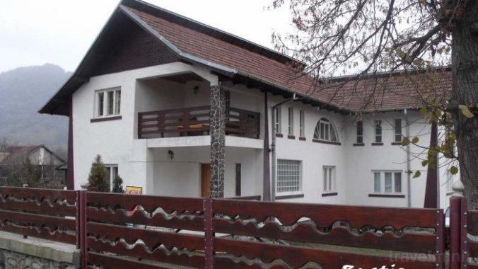 Rustic Argeșean Panzió Corbeni