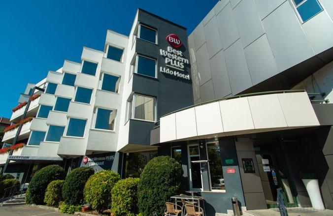 Best Western Plus Lido Hotel Temesvár