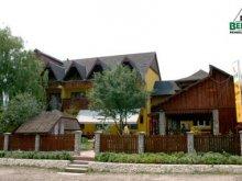 Pensiune Viișoara (Todirești), Pensiunea Belvedere
