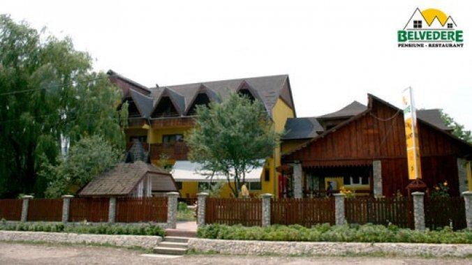 Pensiunea Belvedere Târgu Neamț