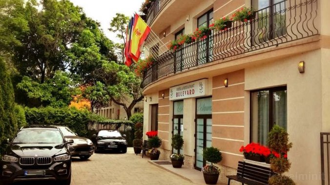 Hotel Bulevard Oradea