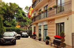 Hotel Hegyközújlak (Uileacu de Munte), Hotel Bulevard