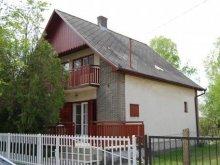 Casă de vacanță Zalaújlak, Casă-Apartament Szabó Sándorné