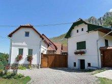 Accommodation Ghedulești, Piroska House