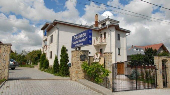 Leagănul Bucovinei Panzió Szucsáva