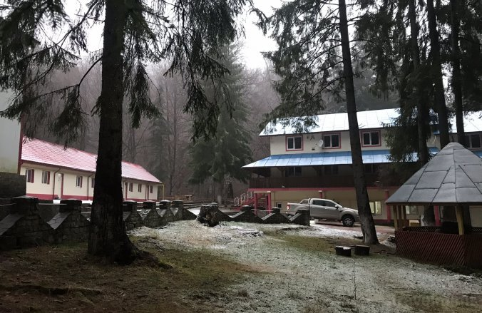 Cerbul Tourist Complex Dobrești
