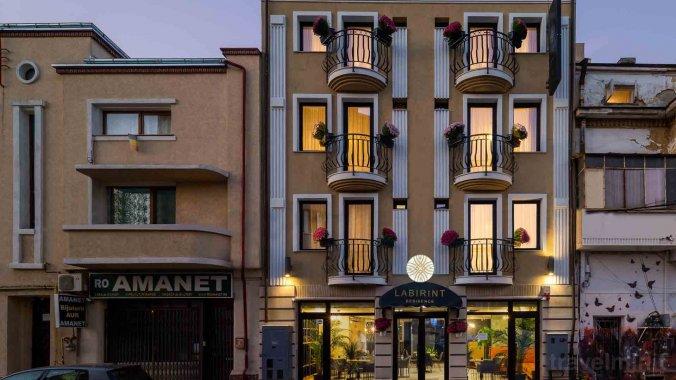Hotel Labirint București