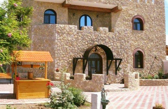 Pensiunea Royal Castle Pașcani