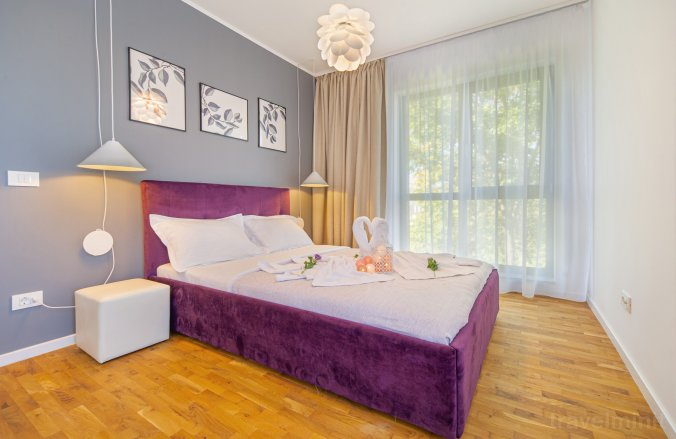 Sweet Houses Redesign Apartman Brassó