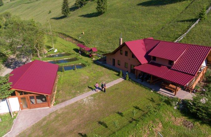 Csángó Panoráma Guesthouse Valea Rece