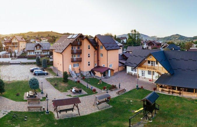 Pensiunea Andreea Mănăstirea Humorului
