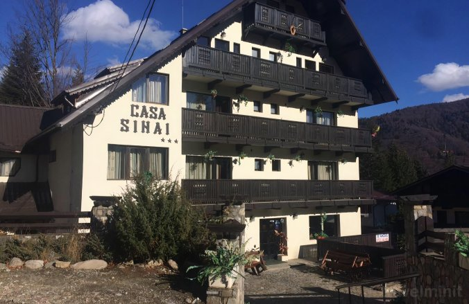 Casa Sinai Vila Sinaia
