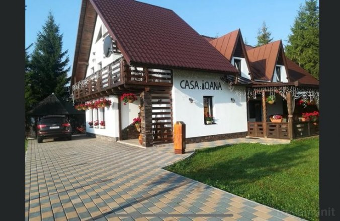 Casa de vacanță Ioana Piatra Fântânele