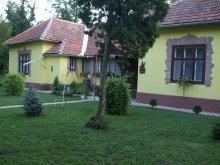 Casă de oaspeți județul Csongrád, Casa de oaspeți Fácános