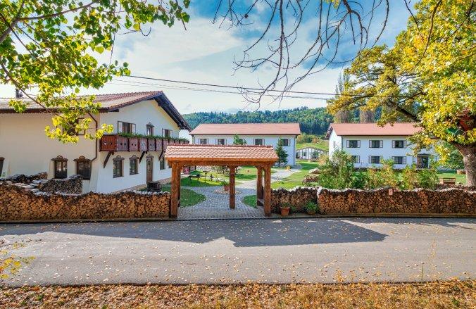 Wolkendorf Bio Hotel & Spa Volkány