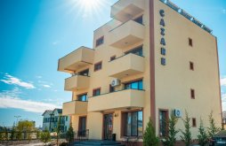 Apartman Buzău megye, Campus Caffe Mansion Hotel