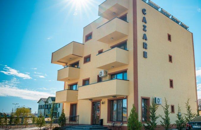 Campus Caffe Mansion Hotel Bodzavásár