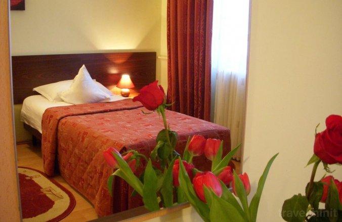 Decebal Hotel Brassó