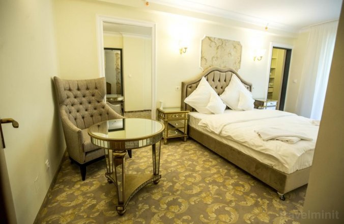 Grand Hotel Minerva Resort & SPA Herkulesfürdő