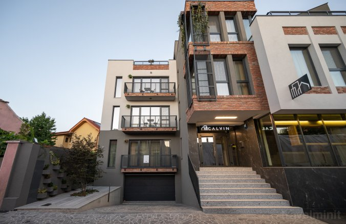 Calvin Aparthotel Oradea