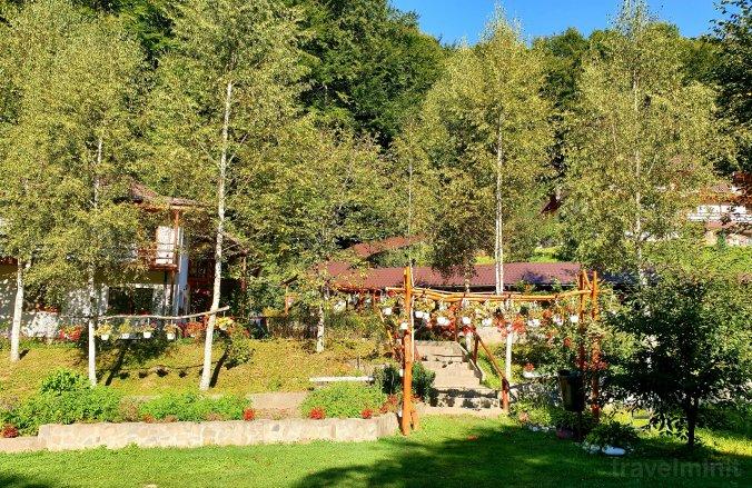 Vila Cașoca Panzió Siriu