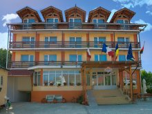 Hotel Sebeskápolna (Căpâlna), Éden Hotel