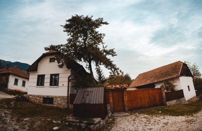 Sziklakert - Életöröm Guesthouse Rimetea