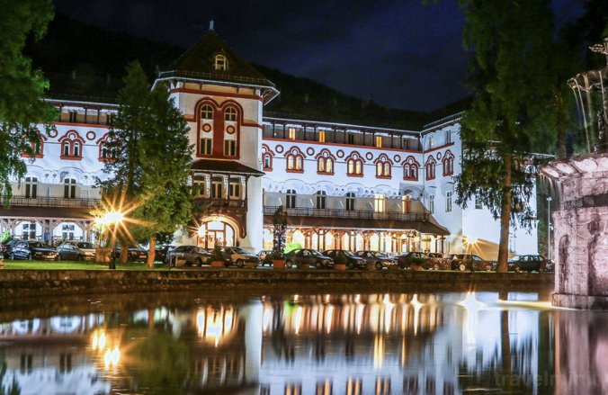 Hotel Caraiman Sinaia