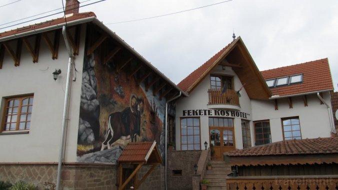 Hotel Fekete Kos Bükkzsérc