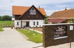 Panzió Cosniciu de Sus, Fehér Ház Panzió