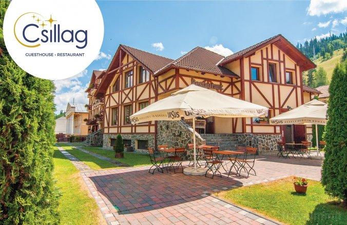 Csillag Guesthouse & Restaurant Lunca de Jos