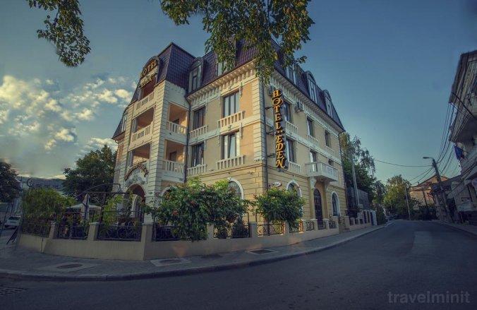 Eden Hotel Jászvásár