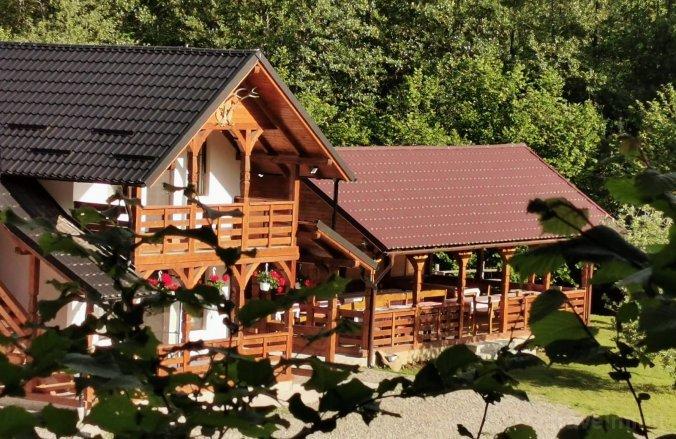 Șugău Resort Kulcsosház Máramarossziget