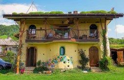 Casă de vacanță Corvinești, Popasul Verde