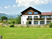 Villa Rățești, Tichet de vacanță, Serena Panzió