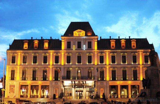 Grand Hotel Traian Jászvásár