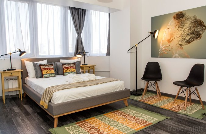 Studio L Apartment by MRG Apartments Bucharest