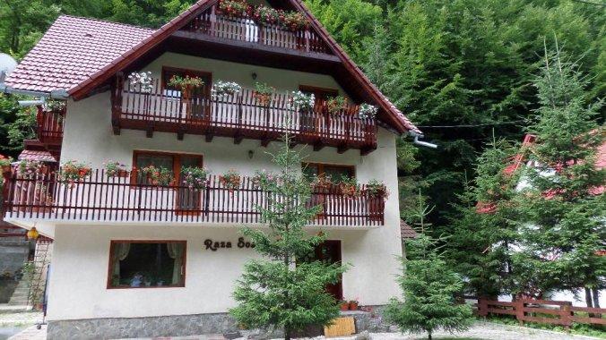 Raza Soarelui Guesthouse Moieciu de Sus