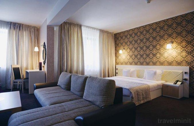 Hotel SunGarden Therme Dej