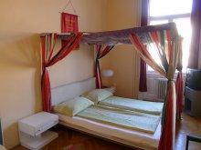 Accommodation Balatonvilágos, Locomotive Light Hostel