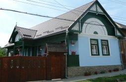 Kulcsosház Tetișu, Kecskés Kúria