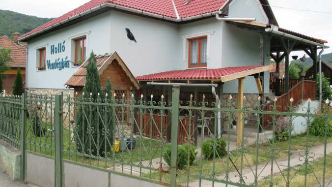 Casa de oaspeți Holló Szögliget