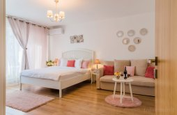 Accommodation Popești-Leordeni, Studio T Apartment by MRG Apartments
