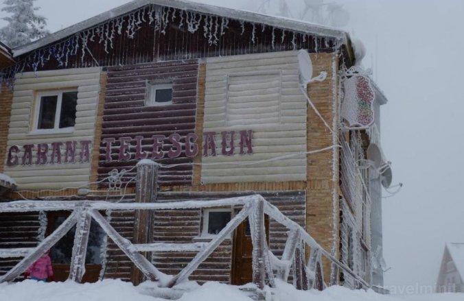Telescaun Kulcsoház Petrozsény