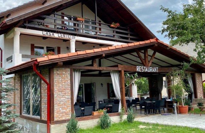 Casa Cențiu Panzió Törcsvár