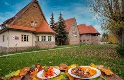 Motel near Runc Monastery, Jakab Antal House