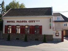 Hotel Ceglédbercel, Hotel Palota City