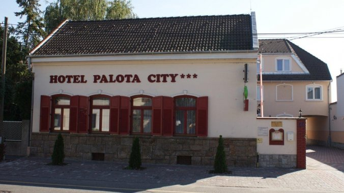 Hotel Palota City Budapesta